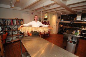 Pasta kookworkshop