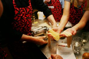Pasta maken 3